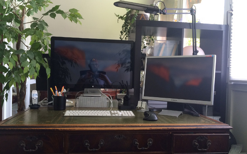 Büro - Arbeitsplatz